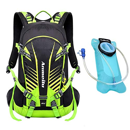 Mryishao 20l Impermeabile Arrampicata Borsa Trekking Rucksack Outdoor Sports Bag Uomini Donne Viaggio Backpacks Camping Escursione Borsa Zaina