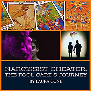 Narcissist Cheater audiobook cover art