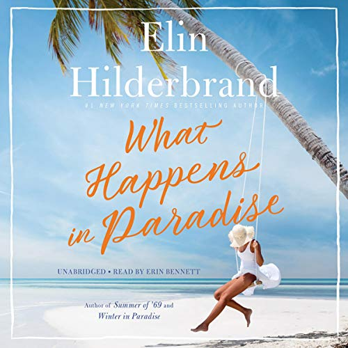 What Happens in Paradise audiobook cover art
