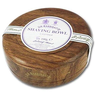 D R Harris Shaving Soap Bowl in Lavender (100 g)
