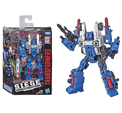 Transformers ~ Cog Figurine ~ Deluxe Class ~ siège la guerre pour Cybertron