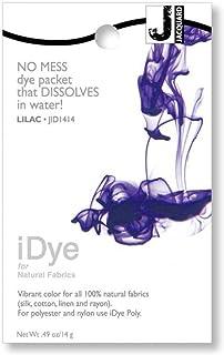 Jacquard Products 100% Natural, Lilac iDye Fabric Dye, 5 Oz