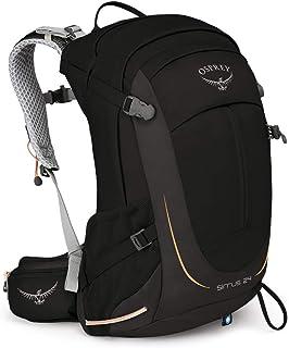 Osprey Sirrus 24 Womens Hiking Backpack One Size Black