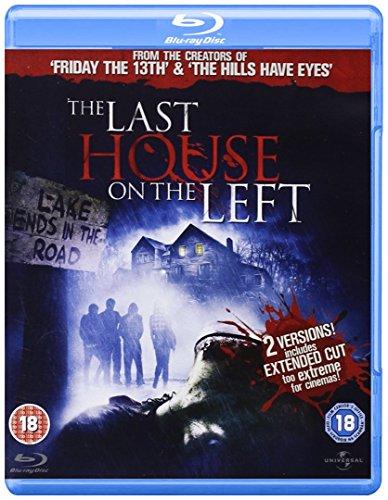 Last House On The Left: Extended Version [Edizione: Regno Unito] [Reino Unido] [Blu-ray]