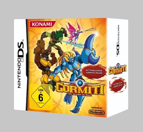 Gormiti - Die Herrscher der Natur (inkl. Figur)