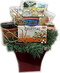 Healthy gift basket for diabetics