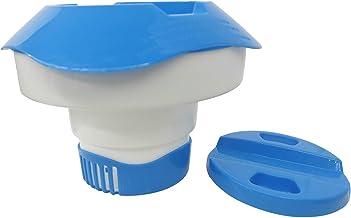 Floater De Cloro De La Piscina De 8 Pulgadas, Dispensador De Cloro De Flotación Ajustable, Excelente Capacidad Flotante, Seguro Y Conveniente, Para Mejorar El Saneamiento De Agua Y El Control De Flujo