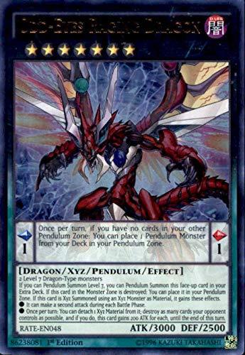 Yu-Gi-Oh! - Odd-Eyes Raging Dragon - RATE-EN048 - Ultra Rare - Unlimited Edition