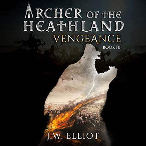 Vengeance Audiobook By J.W. Elliot cover art
