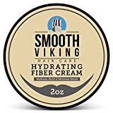 Smooth Viking, Hair Styling Fiber for Men, Pliable Molding...