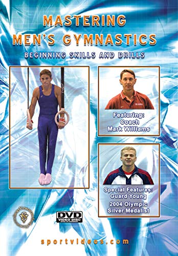 Mastering Men's Gymnastics: Beginning Skills And Progressions [UK Import]