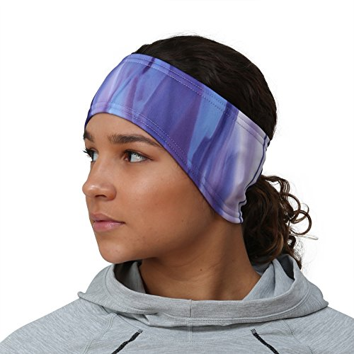 TrailHeads Women's Print Ponytail Headband – 12 prints - Made in USA...
