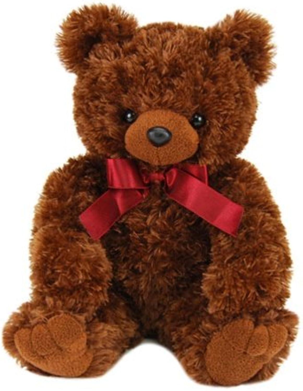 Purr-Fection Bailey Brown Bear 15  Plush