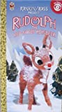 Rankin / Bass Present Original Classic Rudolph The Red Nosed Reindeer VHS Video