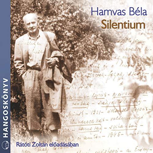 Silentium audiobook cover art