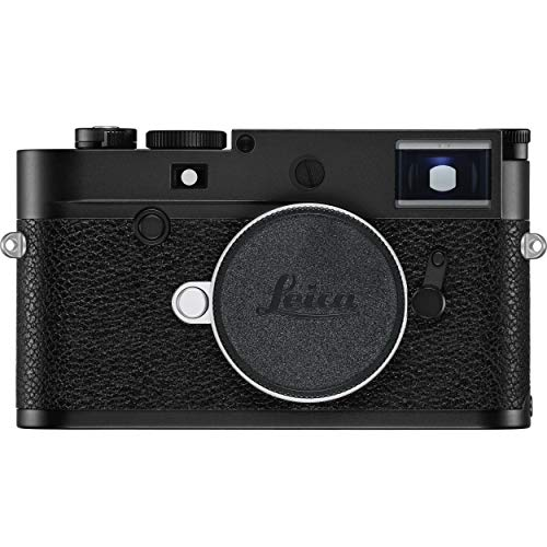 Leica M10-P Digital Rangefinder Camera 20021 (Black Chrome)