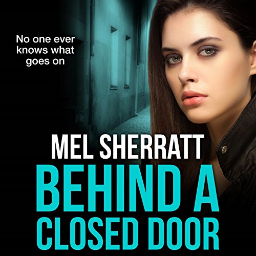 Behind a Closed Door audiobook cover art