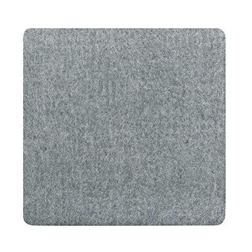 Lalaoo Wollpressmatte, tragbare Bügelmatte Pressmatte Bügelunterlage Hochtemperatur-Bügelbrett Filz Pressmatte für Zuhause