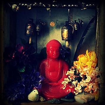 Little Red Buddha