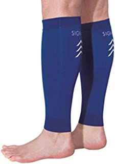 SIGVARIS Unisex Performance Compression Running Sleeve 412V 20-30mmHg