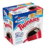 Hostess Twinkies Flavored Single Serve Coffee Cups - 18 Count