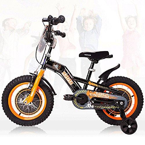 Bicycle LVZAIXI Kinderfietsen, anti-slip schokdemper Outdoor fiets kwaliteit remsysteem kinderfietsen