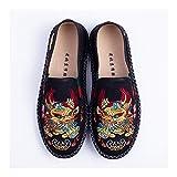 RTY Unisex Zapatos Antiguos Tradicionales, Slip De Mujer En Entrenadores,...
