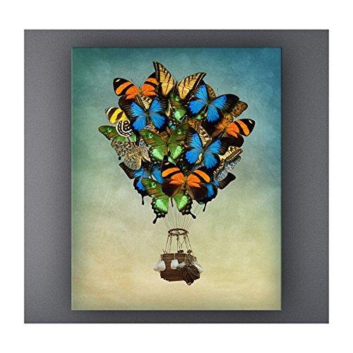 Deco Soon Cuadro Vuelo, diseño de Mariposas