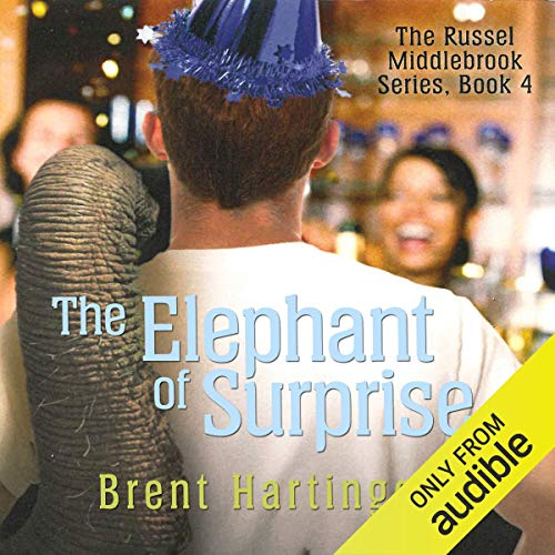 The Elephant of Surprise cover art