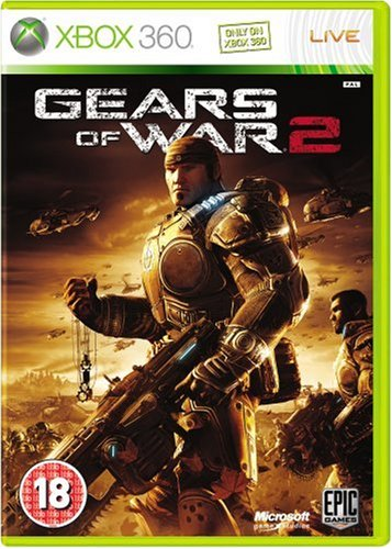 Gears Of War 2 XBOX 360 [Importación Inglesa]