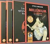 Coffret Millénium - 3x2 CD 60 heures d'écoute