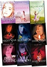 Alyson Noel the immortals series collection 9 Books set (Evermore, Night Star, Dark flame, Blue Moon, Ever Lasting, Shadowland, Radiance, Dreamland & Shimmer)