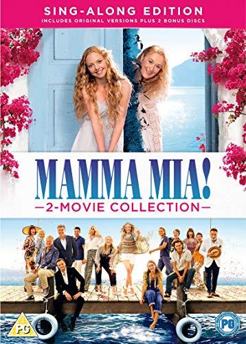 Mamma Mia! 2-Movie Collection (DVD) [2018]