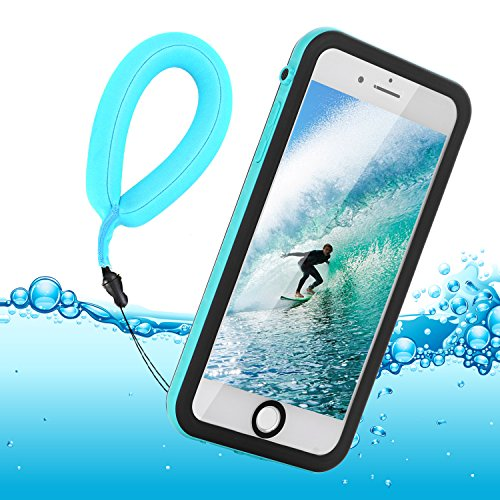Funda Impermeable iPhone 8 / iPhone 7, IP68 Waterproof...