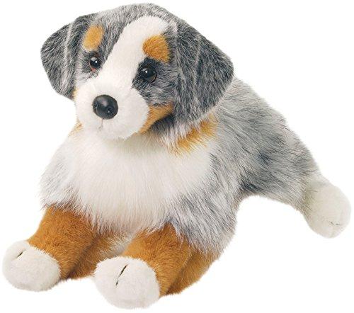 Douglas Sinclair Australian Shepherd Dog Plush Stuffed Animal