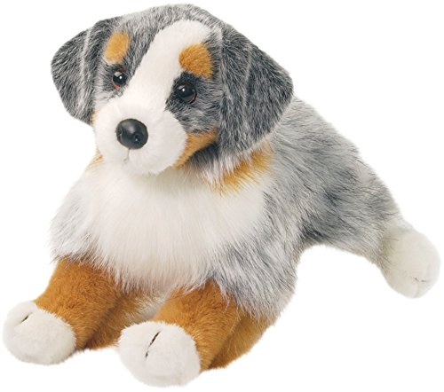 Douglas Sinclair Australian Shepherd Dog Plush Stuffed Animal