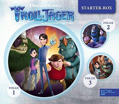 Trolljäger - Starter-Box (1 - 3) - Die Original-Hörspiele zur TV-Serie