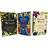 Arin Murphy-Hiscock 3 Books Collection Set (The Green Witch, The Witch's Book of Self-Care & The House Witch)