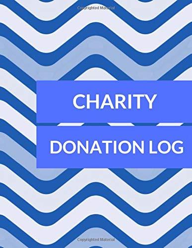Charity Donation Log: Donation Log