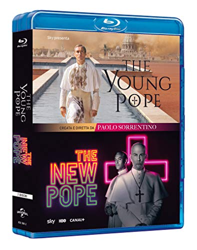 The Young Pope + the New Pope - Coll.Comp. ( Box 6 Br) [Italia] [Blu-ray]