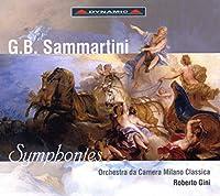 サンマルティーニ:交響曲集 - J-C 7, 9, 14, 15, 33, 36, 37, 39, 65(ジーニ)