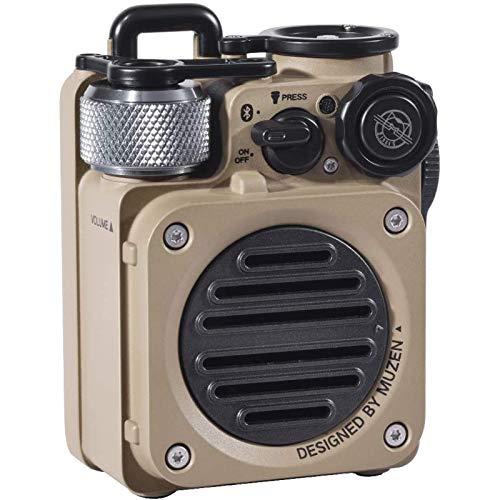 Speaker Bluetooth MUZEN WILD MINI Speaker Outdoor Waterproof Bluetooth 5.0...
