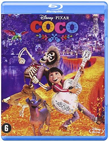 Coco [Blu-Ray] [Region Free] (IMPORT) (Nessuna versione italiana)