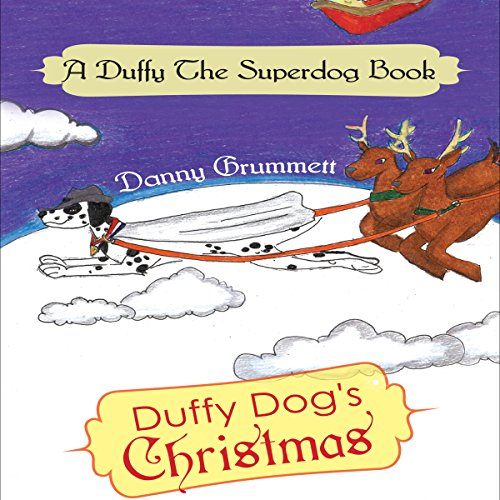 Duffy Dog's Christmas audiobook cover art
