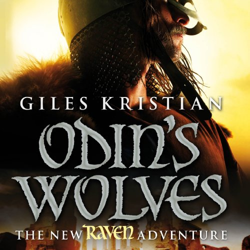 Odin's Wolves audiobook cover art