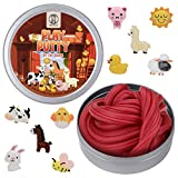 INNER-ACTIVE Play Putty Therapy Putty for Kids with Charms in The Barn Theraputty Medium Resistance, Increase fine Motor Skills and Finger Strength, Occupational and Physical Therapist Recommended