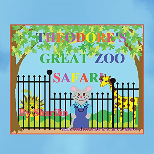 Theodore's Great Zoo Safari (English Edition)