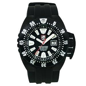 Luminox Men's 1501 Stainless-Steel Analog Bezel Watch image