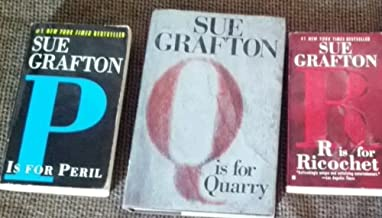 3 FOR 1 SHIPPING/R IS FOR RICOCHET/Q IS FOR QUARRY/ T IS FOR TRESPASS