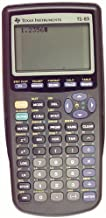$59 » Texas Instruments TI-83 Graphing Calculator (Renewed)